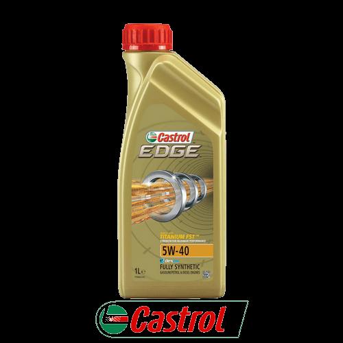 CASTROL EDGE TITANIUM FST  5W-40 1л.