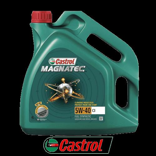 CASTROL MAGNATEC 5W-40 C3 4л.