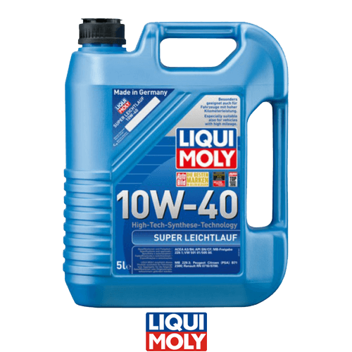 LIQUI MOLY 10W-40 5л.