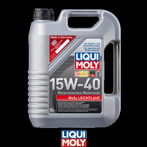 LIQUI MOLY MOS2 15W-40 5л.