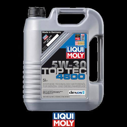 LIQUI MOLY TOP TEC 4600 5W-30 5л.