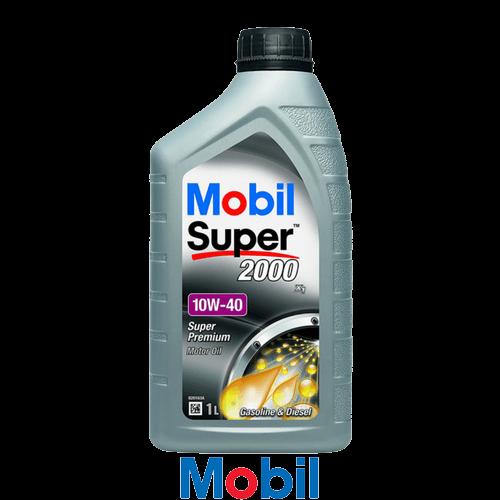 MOBIL SUPER 2000 X1 10W-40 1л.