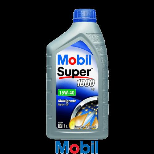 MOBIL SUPER 1000 X1  15W-40 1л.