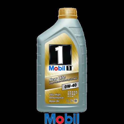 MOBIL 1 0W-40 1л.