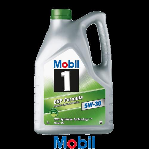 MOBIL 1 ESP FORMULA 5W-30 5л.