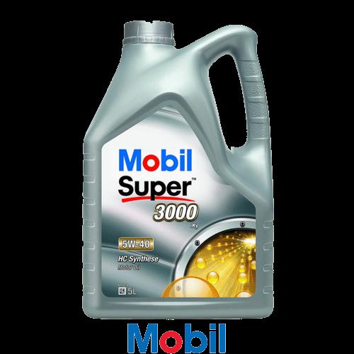 MOBIL SUPER 3000 X1 5W-40 5л.