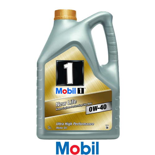 MOBIL 1 0W-40 5л.