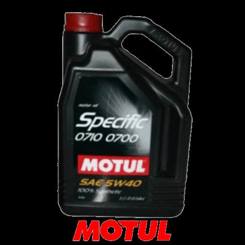 MOTUL SPECIFIC 0700/0710 5W-40 5л.