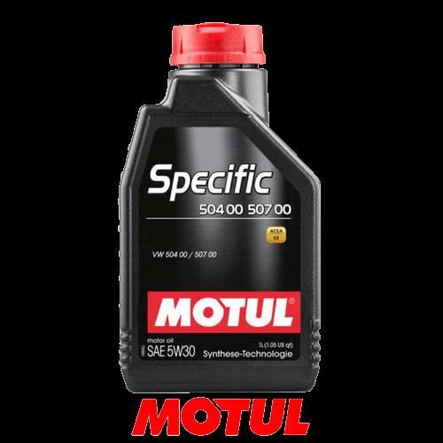 MOTUL SPECIFIC  504.00/507.00 5W-30 1л.