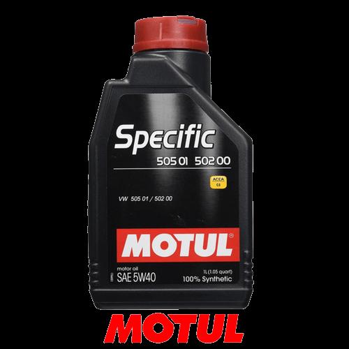 MOTUL SPECIFIC 505.01/502.00 5W-40 1л.