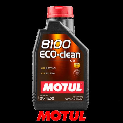 MOTUL 8100 ECO-CLEAN 5W-30 1л.