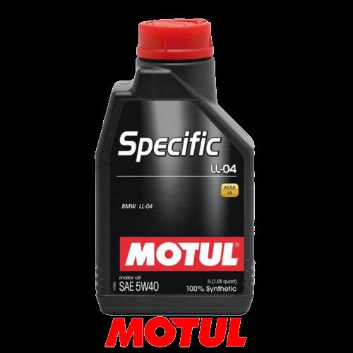 MOTUL SPECIFIC  LL-04 5W-40 1л.