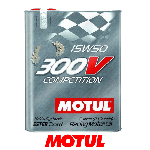 MOTUL 300V COMPETITION 15W-50 2л.