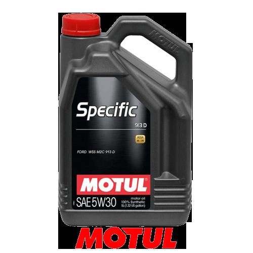 MOTUL SPECIFIC 913D 5W-30 5л.