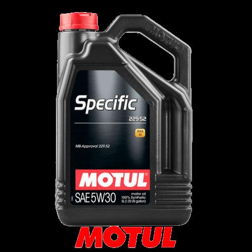 MOTUL SPECIFIC 229.52 5W-30 5л.
