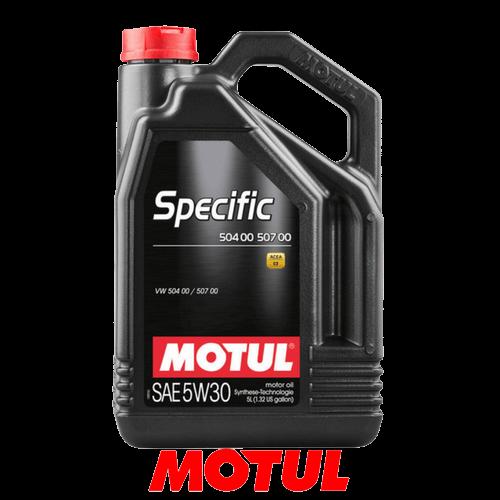 MOTUL SPECIFIC 504.00/507.00 5W-30 5л.