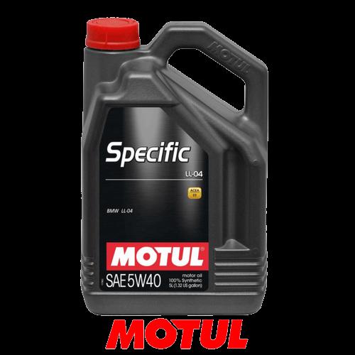 MOTUL SPECIFIC LL-04 5W-40 5л.