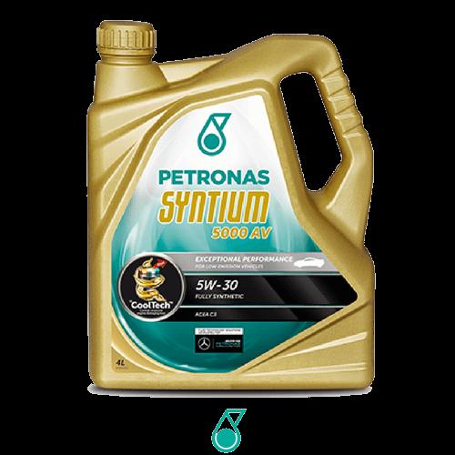 PETRONAS SYNTIUM 5000 AV 5W-30 4л.