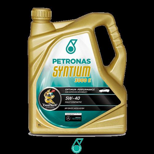 PETRONAS SYNTIUM 3000 E 5W-40 4л.