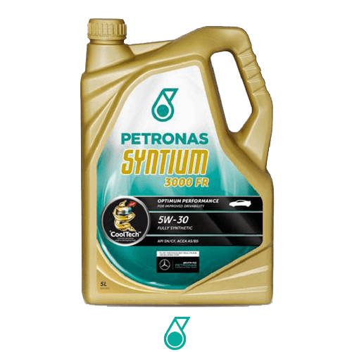 PETRONAS SYNTIUM 3000 FR 5W-30 5л.