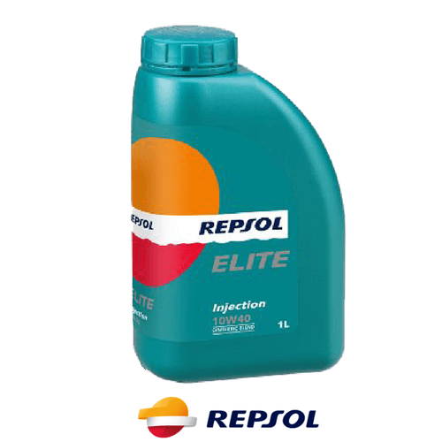REPSOL ELITE INJECTION 10W-40 1л.