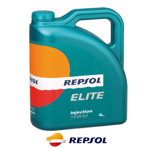 REPSOL ELITE INJECTION 10W-40 4л.