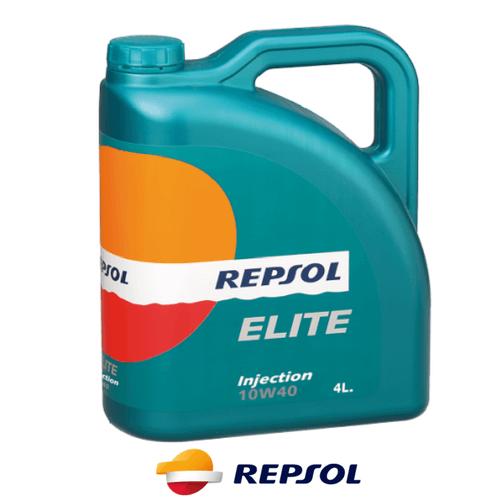 REPSOL ELITE INJECTION 10W-40 4л.