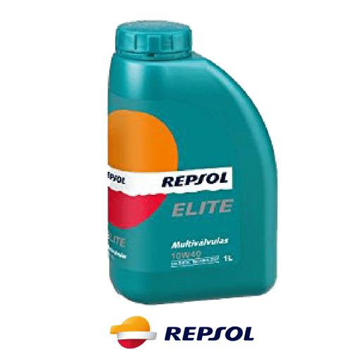 REPSOL ELITE MULTIVALVULAS 10W-40 1л.