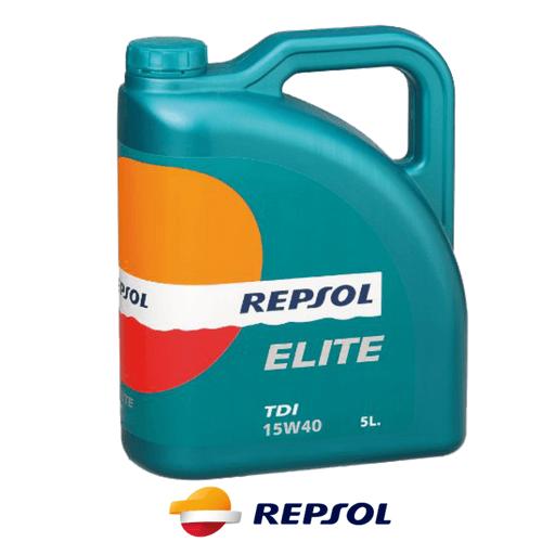 REPSOL ELITE TDI 15W-40 5л.