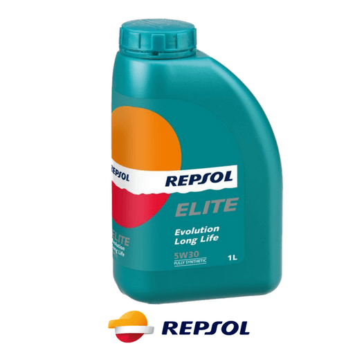 REPSOL ELITE EVOLUTION LONG LIFE 5W-30 1л.