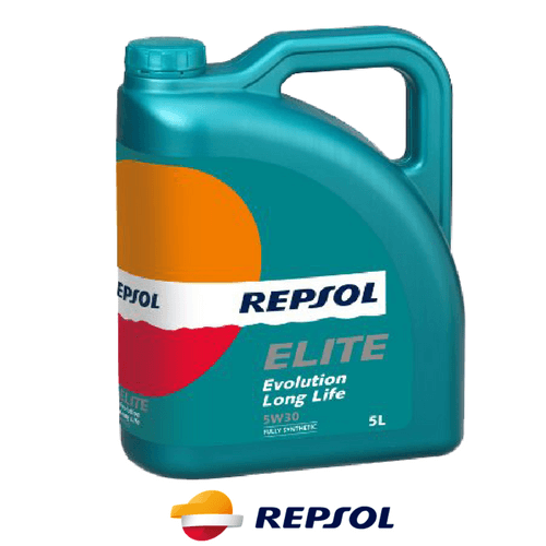 REPSOL ELITE EVOLUTION LONG LIFE 5W-30 5л.