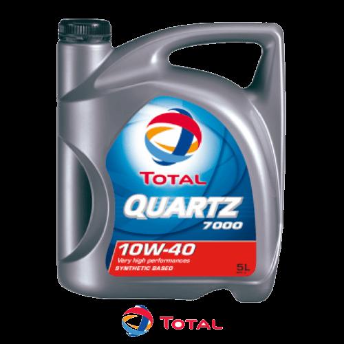 TOTAL QUARTZ 7000 10W-40 5л.