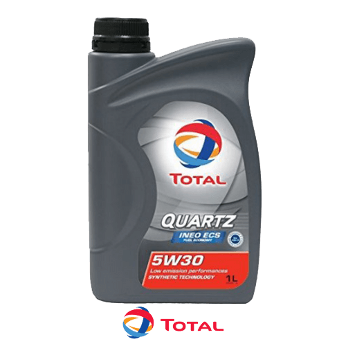 TOTAL QUARTZ INEO ECS 5W-30 1л.