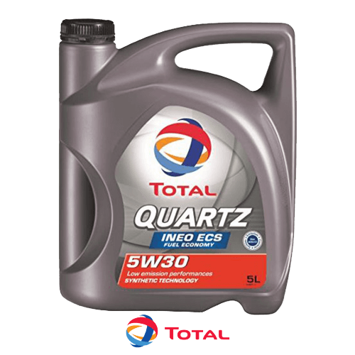 TOTAL QUARTZ INEO ECS 5W-30 5л.