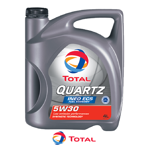 TOTAL QUARTZ INEO ECS 5W-30 4л.