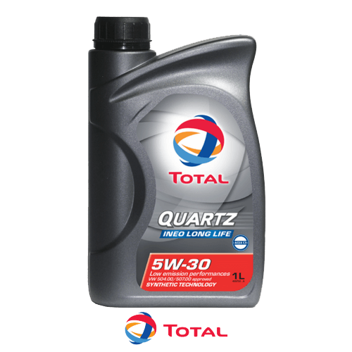 TOTAL QUARTZ INEO LONG LIFE 5W-30 1л.