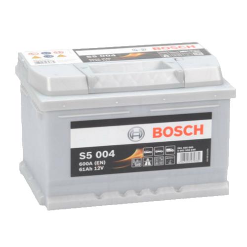 BOSCH SILVER PLUS S5 61Ah 600A R+