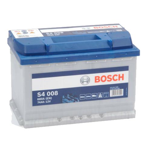 BOSCH SILVER S4 74Ah 680A R+