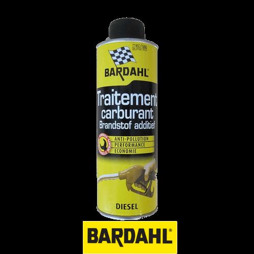 BARDAHL-1071 Добавка за пълно изгаряне на дизелово гориво 300 мл.