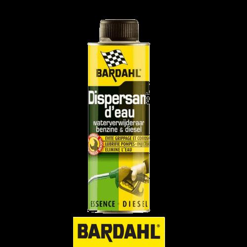 BARDAHL-1082 Препарат премахващ водата 300 мл.