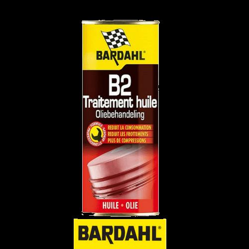 BARDAHL Добавка подобрител вискозитета  на маслото в двигателя 400 мл.