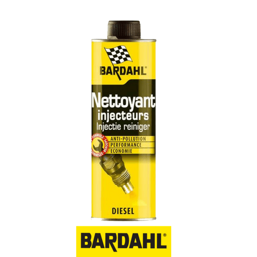 BARDAHL Препарат за почистване  на  инжектори за  дизел 300 мл.