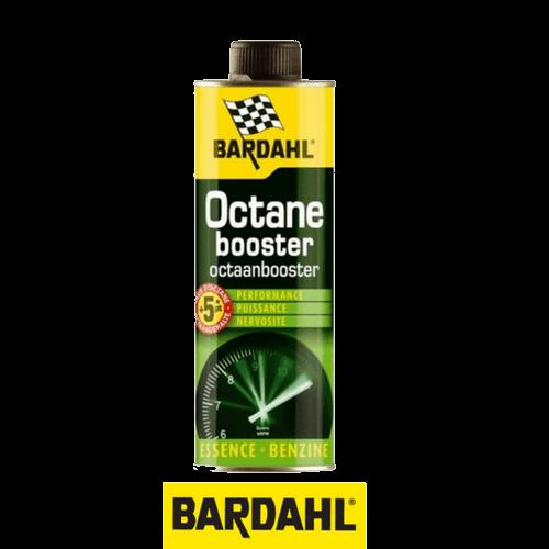 BARDAHL Добавка за повишаване на октаново число на бензина с до 5 пункта 500 мл.