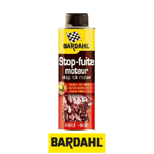 BARDAHL Добавка за спиране на течове на масло от двигателя 300 мл.