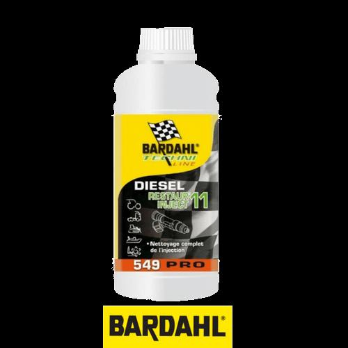 BARDAHL Продукт за цялостно почистване на горивната система в дизеловите двигатели. 1 л.