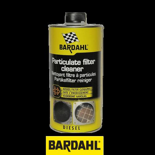 BARDAHL Добавка за почистване на филтър за твърди частици. 1 л.