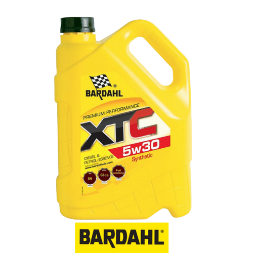 BARDAHL XTC 5W-30 5 л.