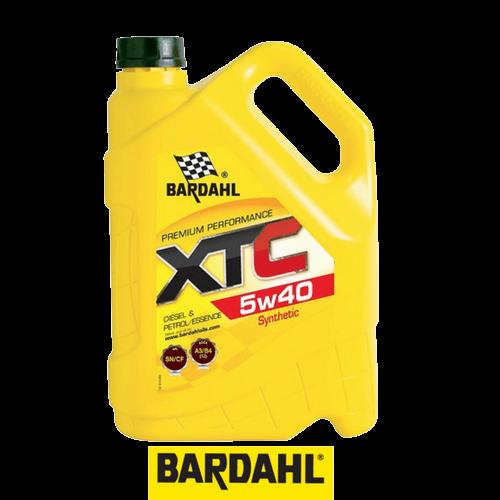 BARDAHL XTC 5W-40 5 л.