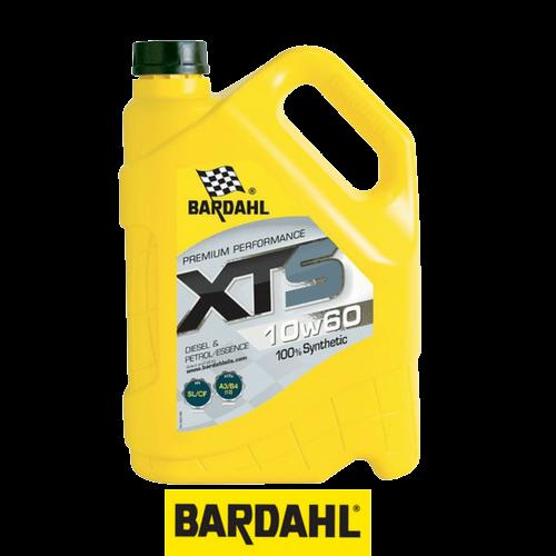 BARDAHL XTS 10W-60 5 л.