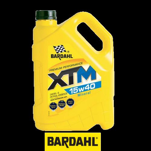 BARDAHL XTM 15W-40 5 л.